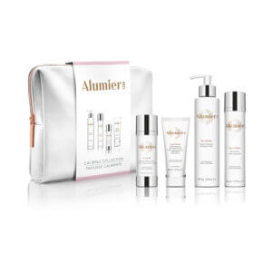 Alumier Cosmetic Bag - Belly Band Calming Collection