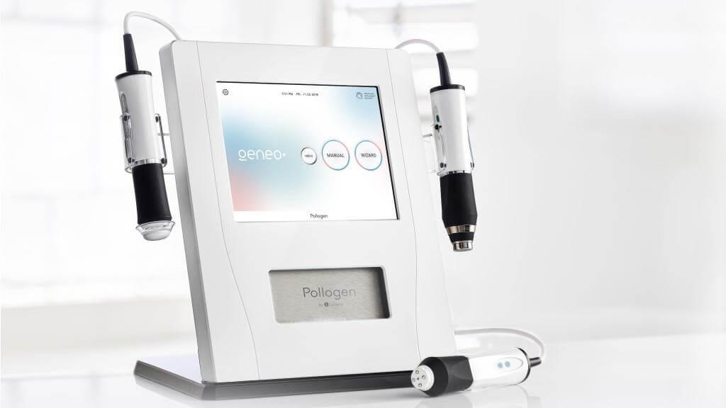 pollogen system oxygeneo super facial